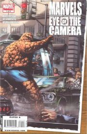 Marvels Eye Of The Camera #1 (2008) Marvel comic book